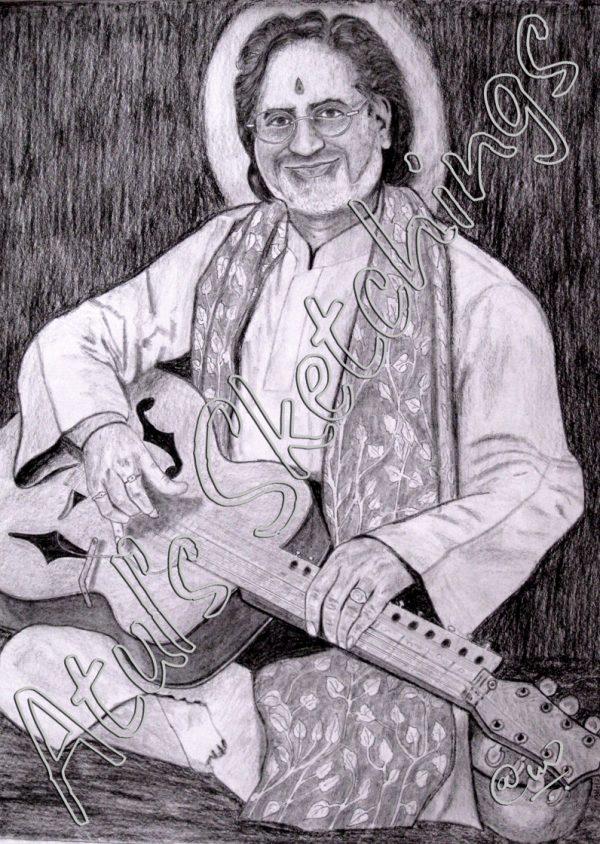 Pt. Vishwa Mohan Bhatt 1