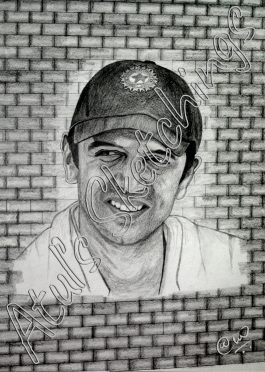 Rahul Dravid 6
