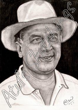 Sunil Gavaskar 3