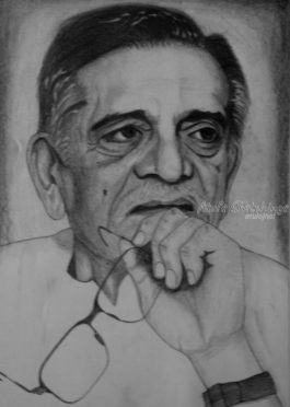 Gulzar Sketch